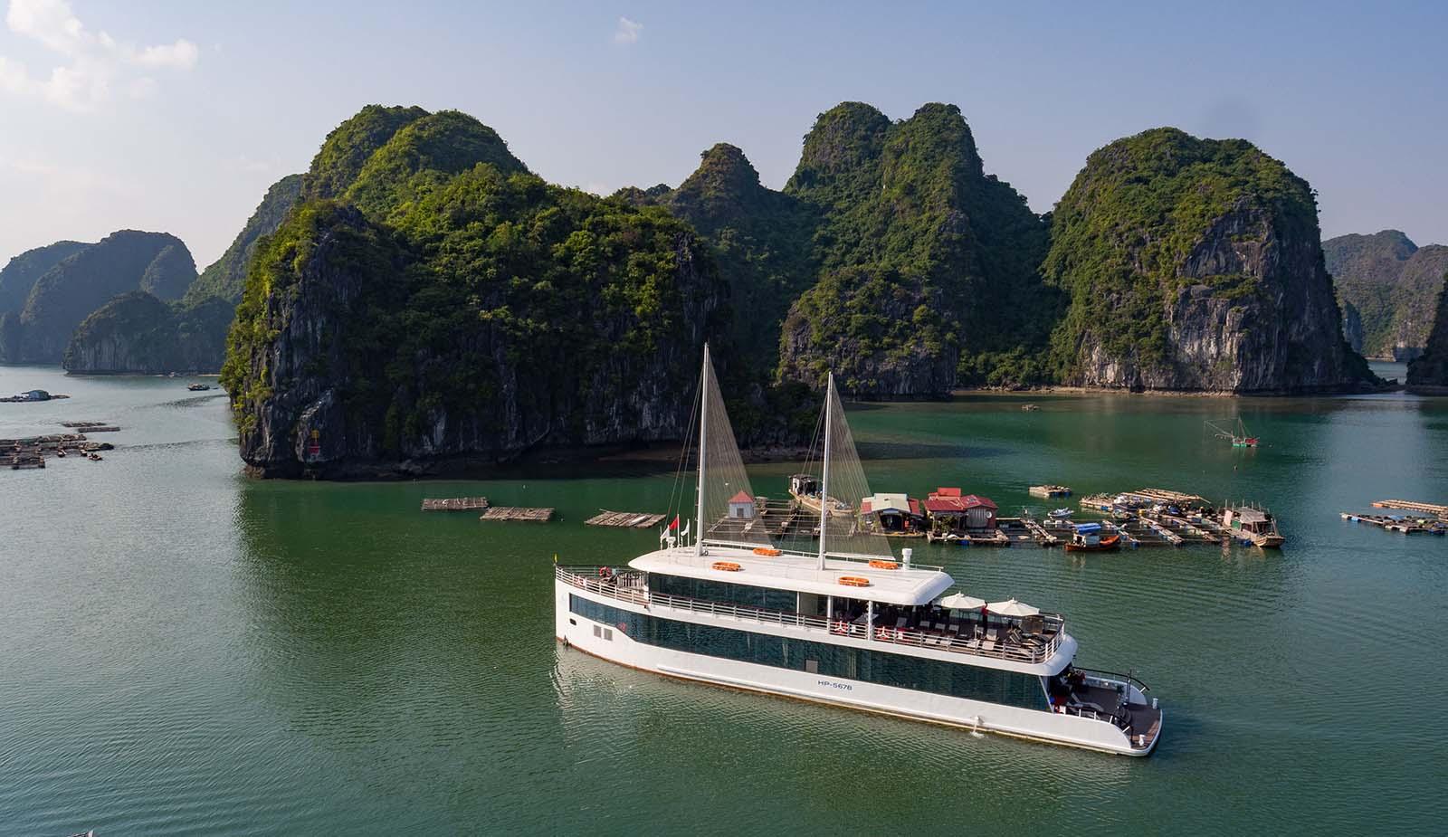 $105 - Luxury Jade Sails Lan Ha Bay