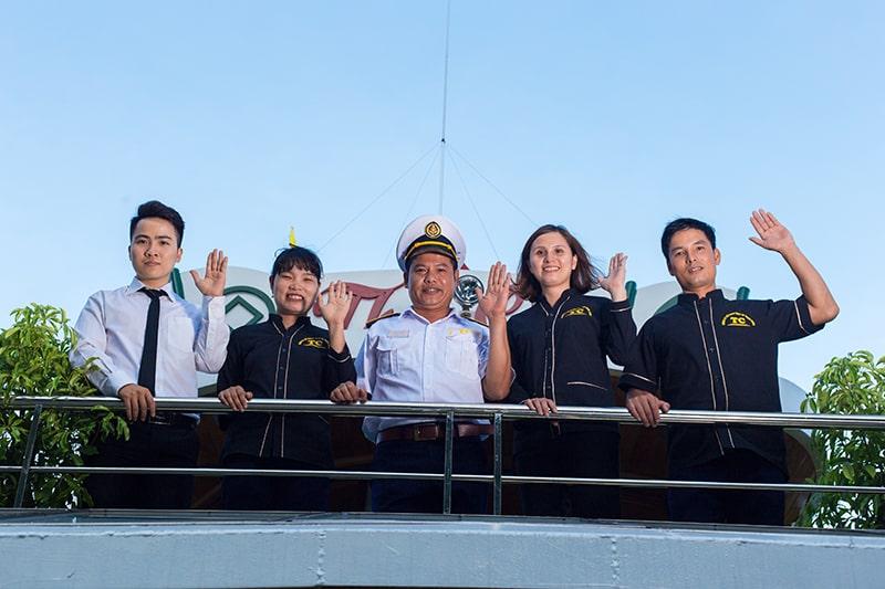 alova primium cruise halong