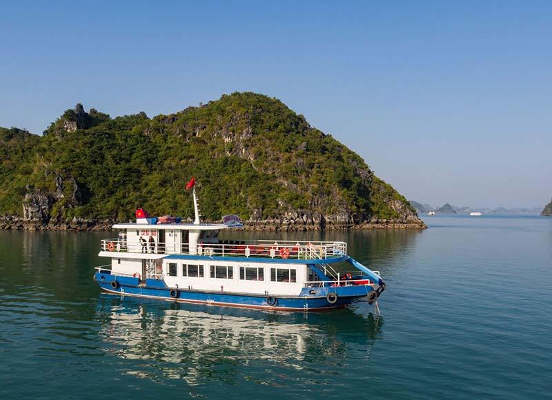 estella cruise day tour halong