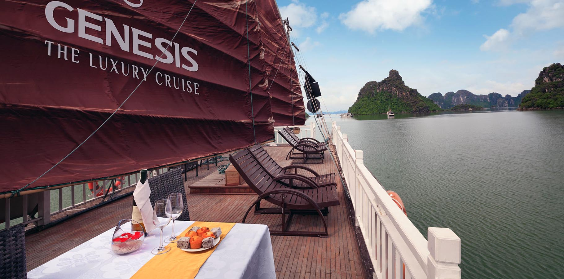 genesis cruise day tour
