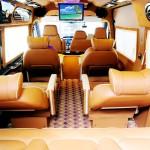 Limousine transfer Hanoi – Halong – Hanoi